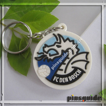 Supplier Giveaway Custom Rubber Animal Keychains For Promotional Gift