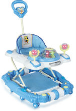 China supplier baby walker with brake IC toy / model:137-8FC