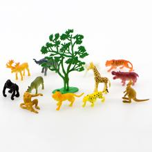 "2.5"" cheap small plastic wild animal toy for kids"