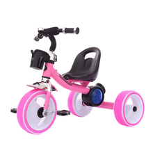 foldable tricycle baby kid 3 wheel bicycle made in China