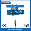 electric trolley hoist crane used 10T lifting wire rope hoist
