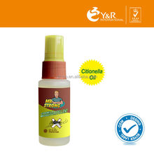 High Efficiency Customized Anti Mosquito Repellent Spray