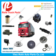 Top quality low price european truck auto body spare parts for MB actros MP3 suspension parts steering system clutch parts