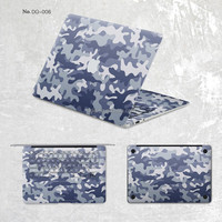 Hot selling promotion vinyl removeable no residue laptop full body decal skins for macbook free skins for iphone 6plus