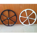 700C 6 spokes fixed gear Mag alloy wheel