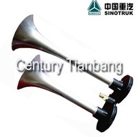 HOWO series cabin parts Double-voice horn for sale 9716270003