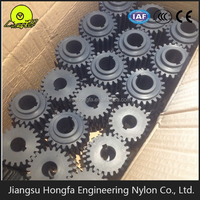 nylon gear transmission parts precision gear