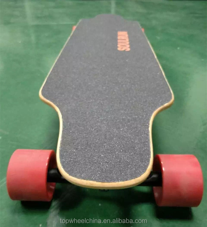 2017 Max powered boosted maple board samsung battery 4 wheel electrical hoverboard skateboard