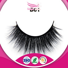 wholesale silk individual strip thick eyelash extensions soft 3d silk false eyelashes