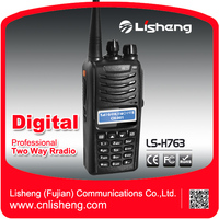 Digital Big LCD DMR Transceiver, Mototrbo DMR Transceiver, Digital Portable Transceiver LS-H763