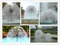 marble sphere ball water floating fountains
