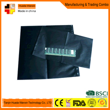 Durable Anti-static Bag Padded Envelope with Black PE Conductive bag
