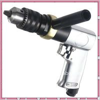 "Industrial 1/2"" Reversible Pneumatic Drill"