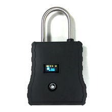 Smart iot 3G Padlock GPS Satellite Global Tracking Container Security e Locks with RFID NFC Bluetooth Unlock
