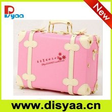 2017 Fashion cosmetic bags case /cheap cosmetic bag oem / pu cosmetic case