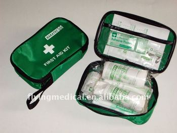 Travel First aid kit ( FDA & CE approved)