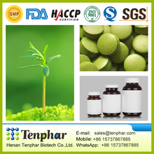 Private Label Health Care Products Organic Chlorophyll Tablets