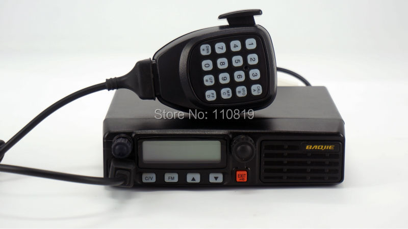 best two way radio backpack mobile radio BJ-271PLUS with high power output