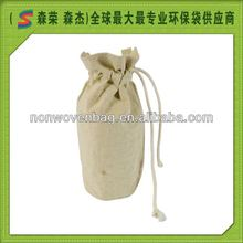 Plastic Drawstring Laundry Bag