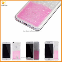 for iphone 6 plus mobile phone bling glitter tpu cover case