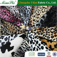 Customized fashion high quality velour scarf made in China