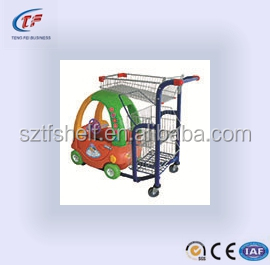 TF Supply Supermarket kids shopping trolley/Hand cart