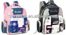 Functional student school bag in good price 2012