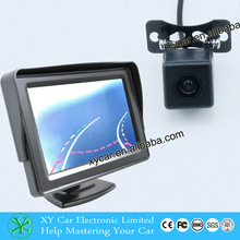 Reverse car camera with moving guide line,car rear view camera,best hidden cameras for cars XY-1688M