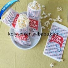 Kolysen brand SGS food paper bag for popcorn