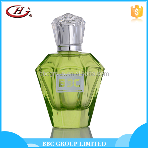 BBC Middle East Series-ME016 Hot selling lady spray custom glass bottles saudi perfume
