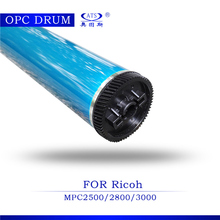 Green rich compatible MPC3000 opc drum for ue in Ricoh color copier