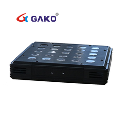 GAKO Aquarium LED Lights 75W Saltwater Lighting with Touch Control for Coral Reef Fish Marine Nano Tank