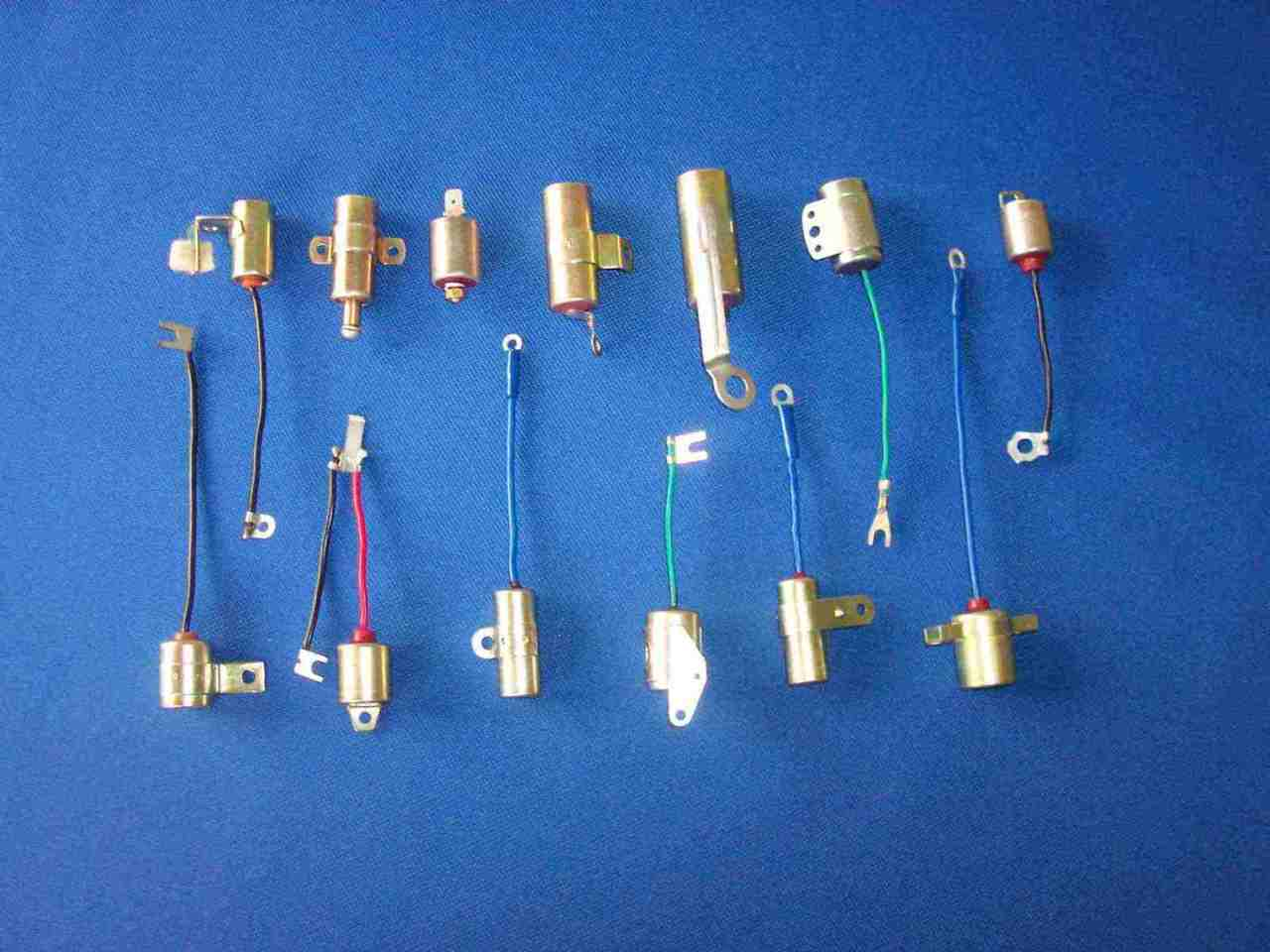 Ignition Condensers
