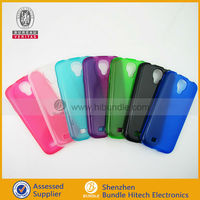 Cell phone TPU Case for Samsung Galaxy S4 I9500 Protector Case