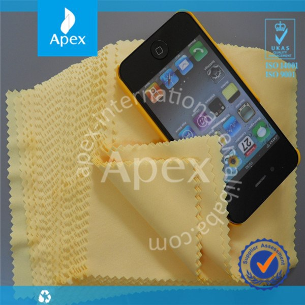 microfiber cell phone screen cleaner