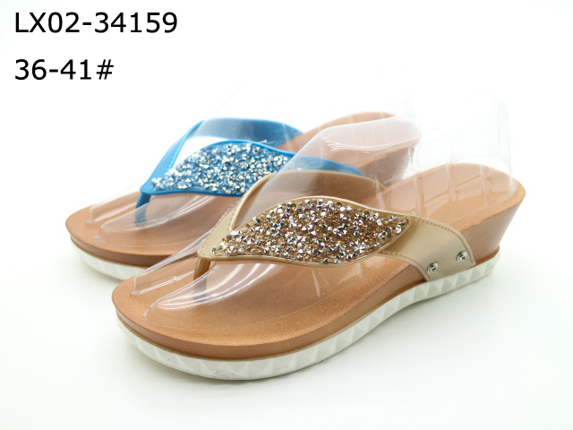 Ladies high heel design fashion flat summer 2016 new collection of sandals