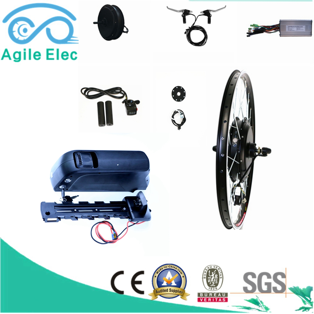 electric bike kit china/750w ebike conversion kit 36V 11.6ah battery