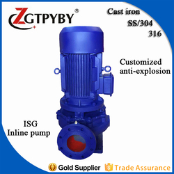 small water pressure booster pump india reorder rate up to 80% inline pump