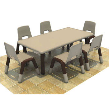 plastic tables and chairs for kindergarten,popular tabbles and chais in preschool