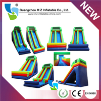 Inflatable Castle Inflatable For Kids Play Giant Inflatable Water Slide