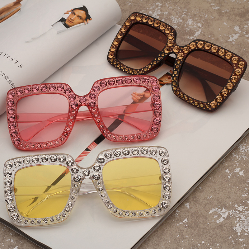 2018 <strong>China</strong> innovative factory trending new large frame sunglasses
