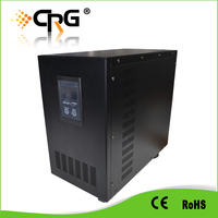 Low frequency solar pump power inverter 2KW 2000W dc12v dc24v dc48v for air conditioner ,fans ,lights