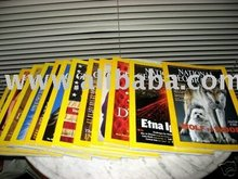 1985-2007 National Geographic Magazine Lot! ! !