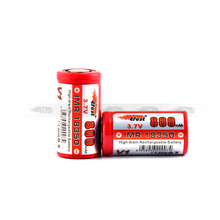 18350 mini mod battery Efest 18350 800mah 3.7v IMR battery flat top