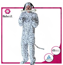 High quality dog costume for adults fury animal costume pluto costume for dogs