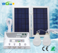 Camping/Home/emergency Lighting System kit Solar Indoor LED bulbs Lamp and phone charger with battery pack (YH1002)