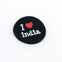 Factory direct sale custom soft pvc indian souvenir fridge magnet