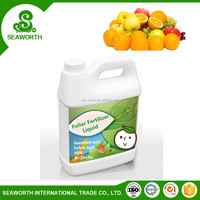 Super foliar fertilizer with trace element