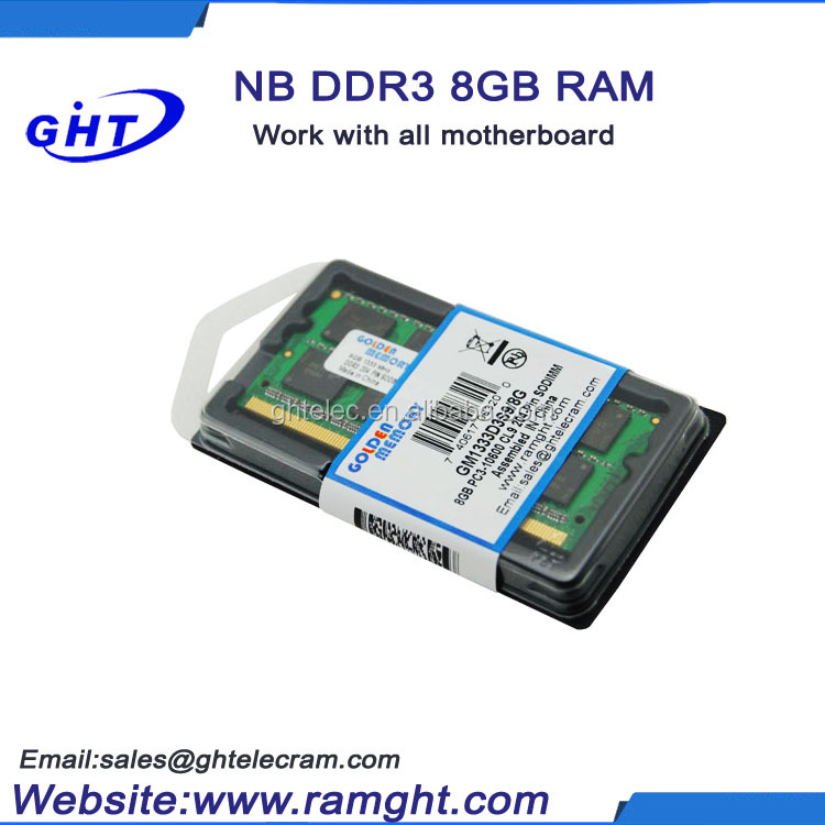 11.11 promotion RAM 8gb ddr3 1333 mhz pc3-10600 sodimm laptop memory