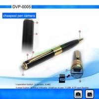 smallest size Wireless Remote Hidden Digital Camera pen 1280x960, AVI, 30fps